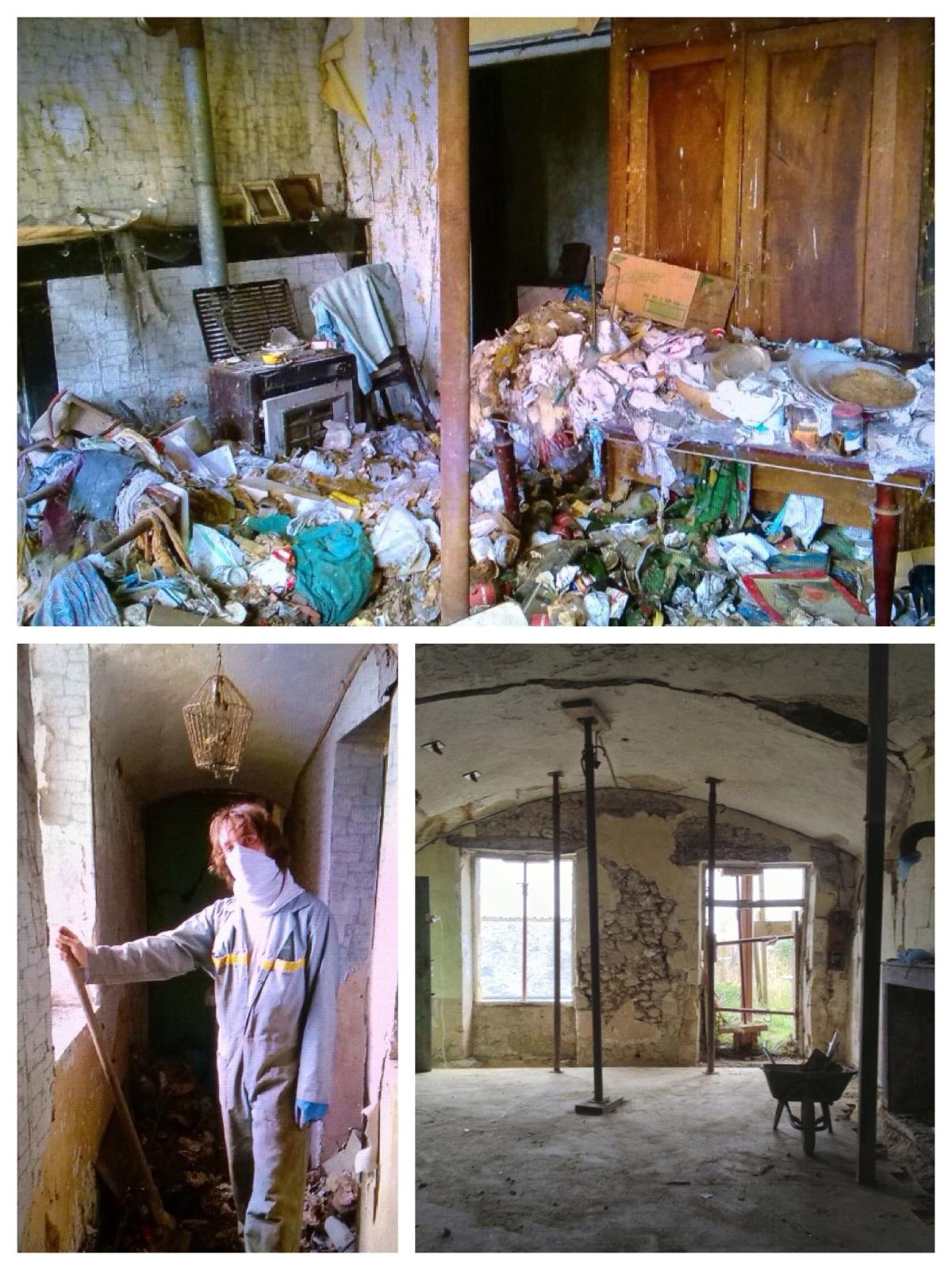 grot woonhuis